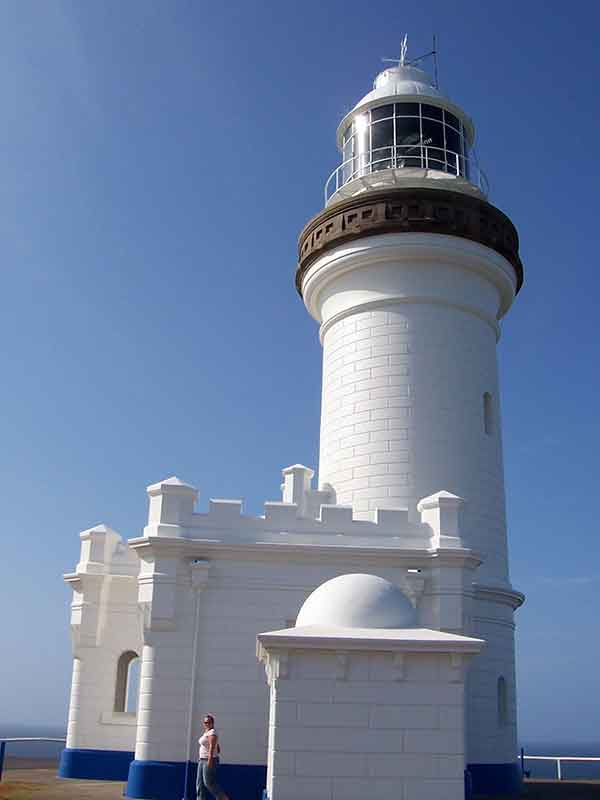 Things to do - Byron Lighthouse