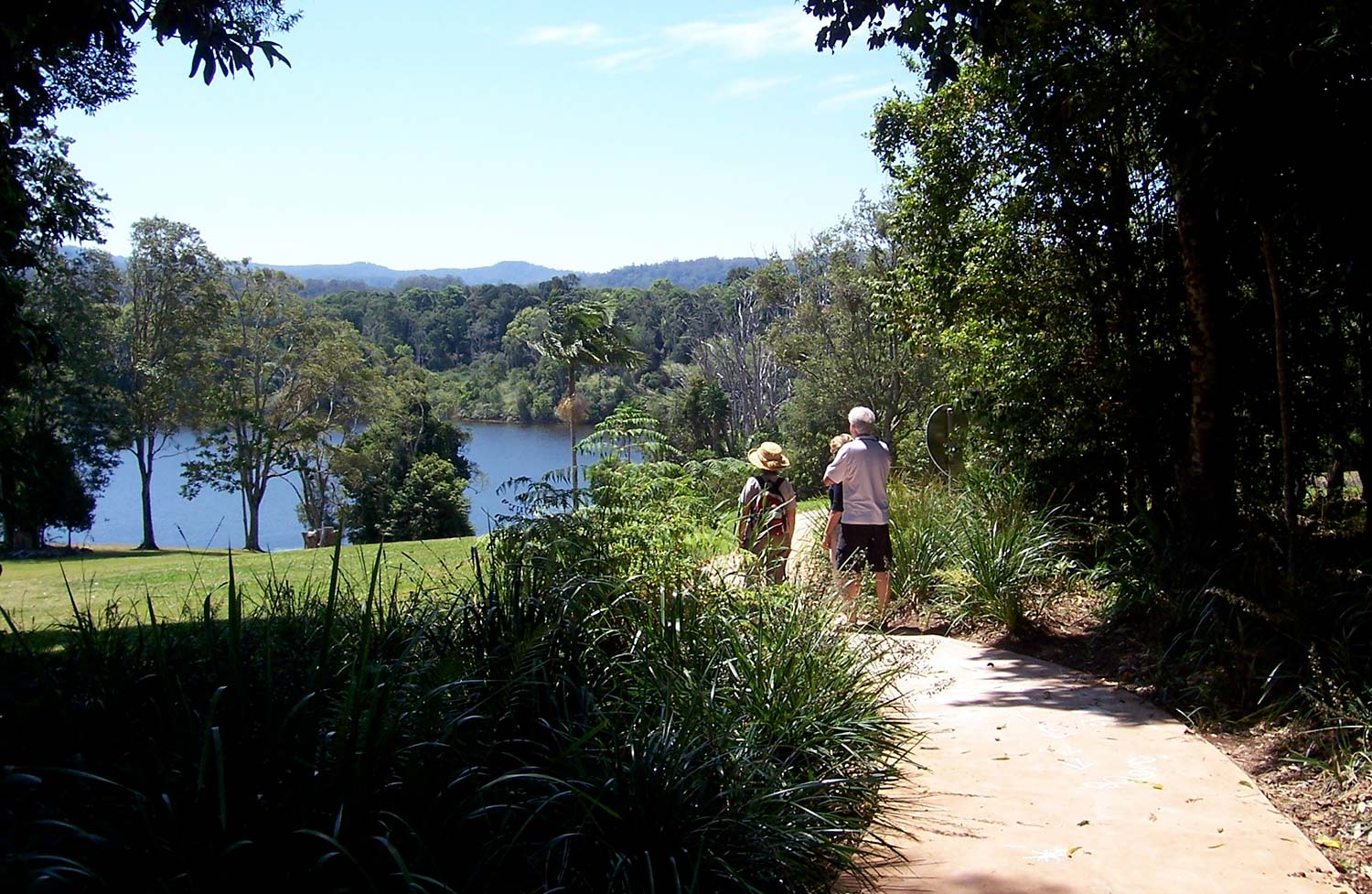 Romantic Byron hinterland accommodation